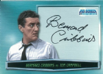 Doctor Who Big Screen -  A3 Bernard Cribbins as Tom Campbell  Trading Card -  10663